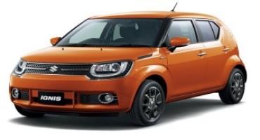 Suzuki IGNIS: versatile efficiente, con tecnologia 4WD