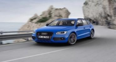 Audi presenta sul mercato italiano la nuova SQ5 TDI plus, con motore 3.0 TDI biturbo da 340 CV e 700 Nm