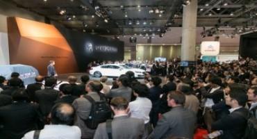 Peugeot al 44° Salone di Tokyo presenta la nuove 208, 308 GTi by Peugeot Sport e 508 GT BlueHDi