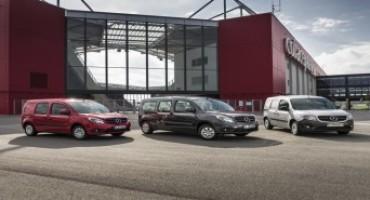 Mercedes-Benz presenta il nuovo Citan
