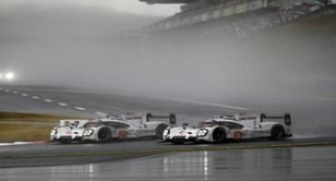 Porsche vince di nuovo, la tecnologia ibrida trionfa anche in Giappone