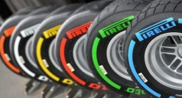 Formula 1, Pirelli annuncia la scelta degli pneumatici per fine stagione