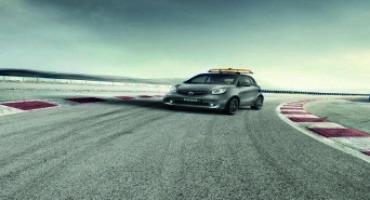 smart presenta fortwo limited #1 e limited #2, edizioni speciali della city car