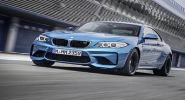 La nuova BMW M2 Coupé