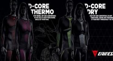 Dainese presenta la nuova collezione underwear