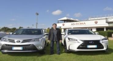 La gamma Hybrid Toyota e Lexus in Serie A
