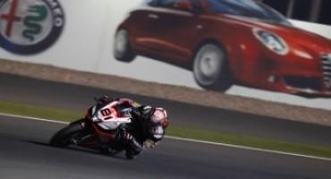 WSBK, Qatar, Gara 1: vittoria del portacolori dell'Aprilia Racing Team, Jordi Torres