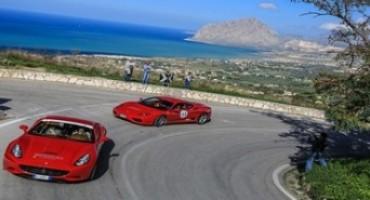 Ferrari Tribute to Targa Florio: si è conclusa con successo la tre giorni