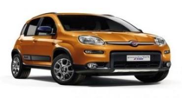 Debutto italiano per la nuova Fiat Panda 4×4 K-Way®