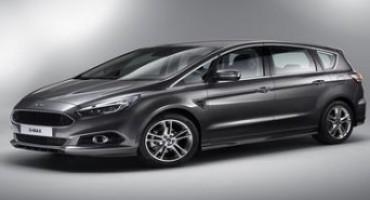 Ford Italia partecipa a #FORUMAUTOMOTIVE con la nuova S-Max