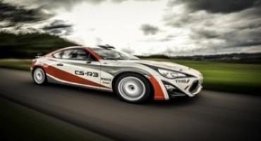 Toyota GT86 CS-R3 finally brings RWD back to Rally