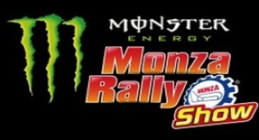 Monza Rally Show, Monster Energy title e main sponsor