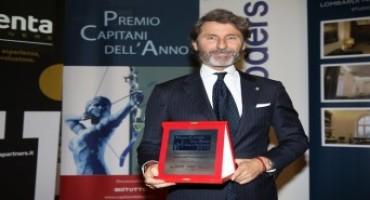 """Lamborghini: Lamborghini: Stephan Winkelmann riceve il Premio """"Capitani dell'Anno"""""""