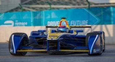 Formula E: Sébastien Buemi conquista la gara d'apertura a Pechino