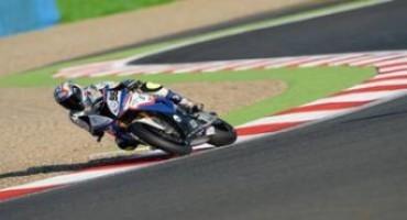 BMW Motorrad Italia SBK Team: terza fila e ottava posizione in griglia per Ayrton Badovini nella Superpole di Magny-Cours