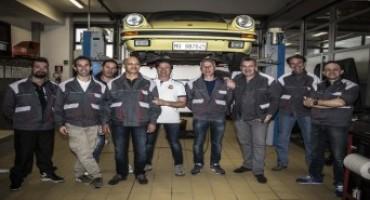 Porsche Classic, al via i corsi di formazione per i tecnici della Rete Ufficiale