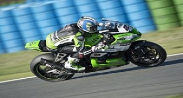 WSBK, Rea Second After Wet Superpole At Magny-Cours