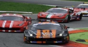Autodromo Nazionale Monza: nel GT Open riscatto Ferrari, ma la McLaren ipoteca il Campionato