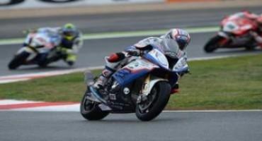 BMW Motorrad Italia SBK Team, si chiude con un 14esimo posto e una scivolata il weekend a Magny Cours di Ayrton Badovini