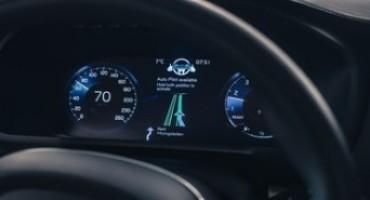 Volvo Cars presenta la nuova interfaccia utente per le automobili con guida autonoma