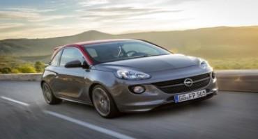 """Opel Adam S vince il Premio """"Autonis"""" per il design"""