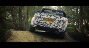 Nuova Range Rover Evoque Convertibile, il primo SUV compatto di lusso convertibile del mondo
