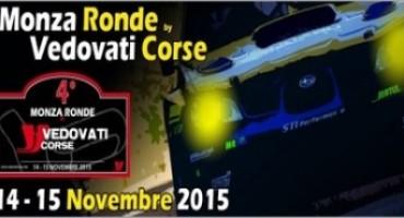 Vedovati Corse: aperte le iscrizioni al 4° Monza Ronde