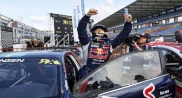 Rallycross, in Turchia quinta vittoria per la PEUGEOT 208 WRX