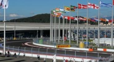 Formula 1 – Ferrari, Gran Premio di Russia: Sochi è un tracciato a basso livello di grip