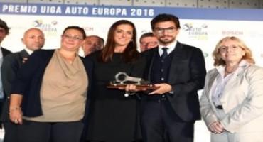 La DS5 è Auto Europa U.I.G.A. 2016