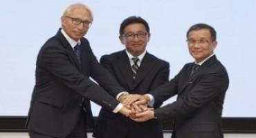 Yamaha, BMW e Honda cooperano per aumentare la sicurezza di moto e scooter attraverso le tecnologie ITS