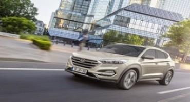 Tucson, il nuovo SUV di Hyundai, ottiene il massimo punteggio nei test Euro NCAP: 5 stelle!
