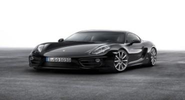 Porsche presenta la Cayman Black Edition