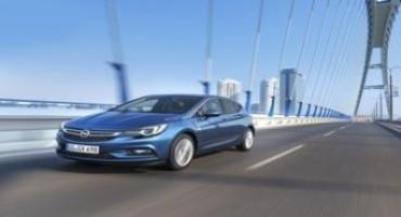 Nuova Opel Astra, il riferimento tra le compatte