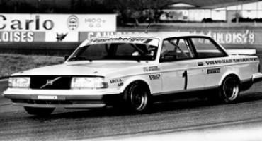 Volvo 240 Turbo, 30 anni fa regnava incontrastata sui circuiti automobilistici d'Europa