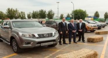 Nissan Navara NP300, un investimento di 80milioni di euro per la nuova linea di produzione a Barcellona