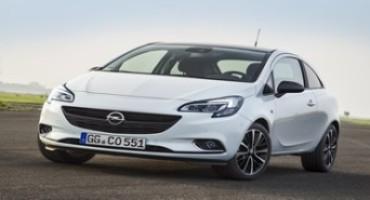 Opel cresce più del mercato: trend positivo a settembre e nei primi tre trimestri del 2015