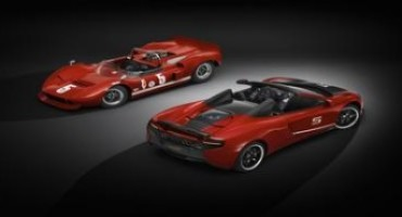 McLaren celebrates 50 years oh historic us race with limited run 650S CAN-AM