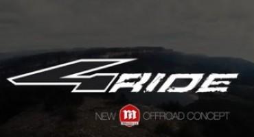 Montesa pronta a lanciare un nuovo modello per il 2016 pensato per il motoalpinismo