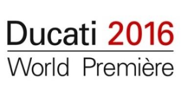 EICMA 2015: live streaming per la Ducati World Première 2016