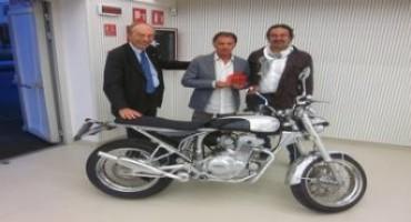 Umberto Borile: la B 300 CR dall'idea alla sua realizzazione