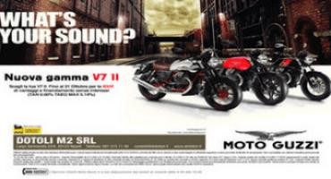 Moto Guzzi, proseguono i vantaggi sulla nuova gamma V7