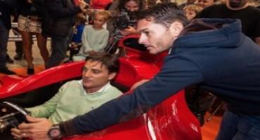 Supercar Roma Auto Show 2015: affluenza di pubblico e grande festa con Fisichella e Montella!
