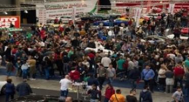SUPERCAR Roma Auto Show: successo di pubblico, la seconda edizione chiude con 48.620 visitatori (+15%)