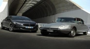 DS automobiles la tradizione continua da 60 anni