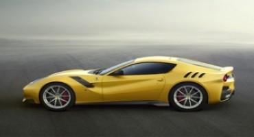 Ferrari presenta fa F12tdf (Tour de France), serie speciale limitata, V12 e 780 cavalli