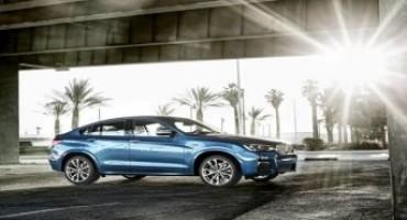 BMW presenta la nuova X4 M40i