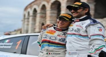 Peugeot è Campione Italiano Rally 2015…e siamo a nove!
