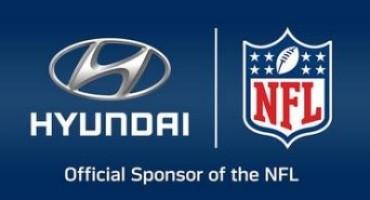 Hyundai è main sponsor della NFL (National Football League)