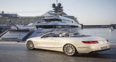 Mercedes-Benz ad Auto e Moto d'Epoca 2015, con due anteprime italiane